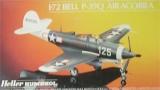 HELLER 1/72 Bell P39Q