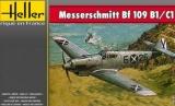 HELLER 1/72 Messerschmitt Bf109B1/C1