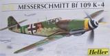 HELLER 1/72 Messerschmitt Bf109K4