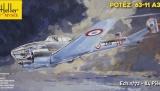 HELLER 1/72 Potez 63-11A3