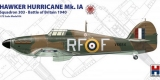 HOBBY 2000 1/72 Hawker Hurricane MkI (late)