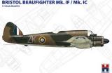 HOBBY 2000 1/72 Bristol Beaufighter MkIF/MKIC