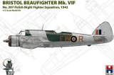 HOBBY 2000 1/72 Bristol Beaufighter MkVIF