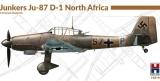 HOBBY 2000 1/72 Junkers Ju87D1 Afrique du Nord