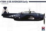 HOBBY 2000 1/72 Grumman TBM3/3E Avenger