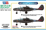 HOBBY BOSS 1/72 Northrop P61B Black Widow