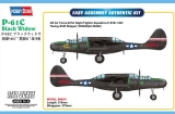 HOBBY BOSS 1/72 Northrop P61C Black Widow