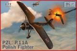 IBG MODELS 1/72 PZL P11a