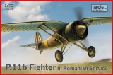 IBG MODELS 1/72 PZL P11b Roumanie