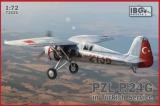 IBG MODELS 1/72 PZL P24G Turquie
