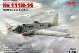 ICM 1/48 Heinkel He111H6