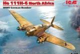 ICM 1/48 Heinkel He111H6 Africa