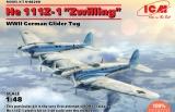 ICM 1/48 Heinkel He111HZ Zwilling