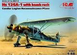 ICM 1/48 Henschel Hs126A Legion Condor