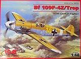 ICM 1/48 Messerschmitt Bf109F4z/Trop