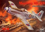 ICM 1/48 North-American Mustang MkIV-A