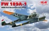 ICM 1/72 Focke-Wulf Fw189A1 export