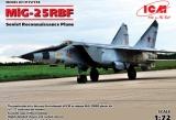 ICM 1/72 Mikoyan-Gourevitch MiG25RBF