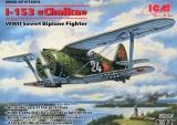 ICM 1/72 Polikarpov I-153 Tchaïka