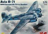 ICM 1/72 Avia B71