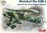 ICM 1/72 Heinkel He51B1