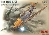ICM 1/72 Messerschmitt Bf109E3