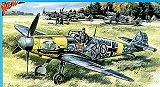 ICM 1/48 Messerschmitt Bf109F4