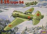 ICM 1/72 Polikarpov I-16 type 24