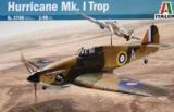 ITALERI 1/48 Hawker Hurricane MkI trop