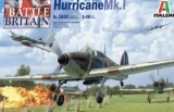 ITALERI 1/48 Hawker Hurricane MkI
