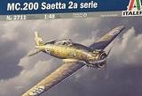 ITALERI 1/48 Macchi MC200 2° série