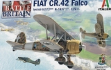 ITALERI 1/72 Fiat CR42 Falco