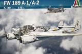 ITALERI 1/72 Focke-Wulf Fw189A1