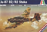ITALERI 1/72 Junkers Ju87B2/R2 Stuka
