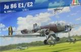 ITALERI 1/72 Junkers Ju86E