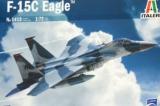 ITALERI 1/72 McDonnell-Douglas F15C Eagle