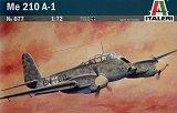 ITALERI 1/72 Messerschmitt Me210A1
