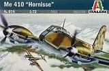ITALERI 1/72 Messerschmitt Me410 Hornisse