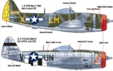 KITS WORLD 1/48 Republic P47D 56th FG pt3
