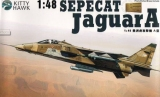 KITTY HAWK 1/48 SEPECAT Jaguar A