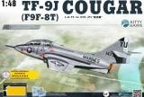KITTY HAWK 1/48 Grumman TF9J Cougard