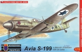 "KOPRO 1/72 Avia S199 ""oil cooler"""