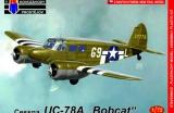 KOPRO 1/72 Cessna UC78A Bobcat