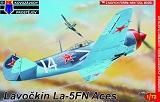 "KOPRO 1/72 Lavotchkine La5FN ""Aces"""
