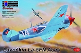 "KOPRO 1/48 Lavotchkine La5FN ""Aces"""