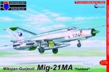 KOPRO 1/72 Mikoyan-Gourevitch MiG21MA