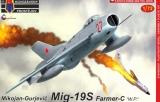KOPRO 1/72 Mikoyan MiG19S