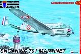 KOPRO 1/72 Nord NC701 Martinet