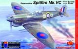 KOPRO 1/72 Supermarine Spitfire MkVc 4 canons