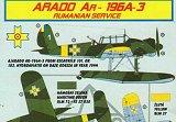 KORA 1/72 Arado Ar196 Roumanie
